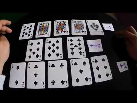 Blackjack Card Counting Tutorial (Beat The Casino)