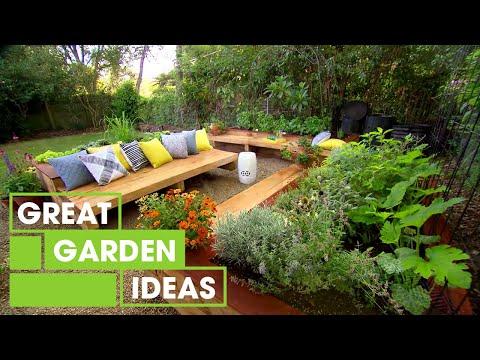 Family Garden Makeover | Gardening | Great Home Ideas