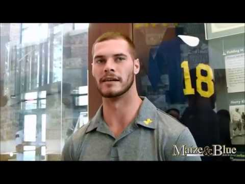 Hagerup Talks Return and Peppers -The University of Michigan Wolverines Football 2014 Team 135