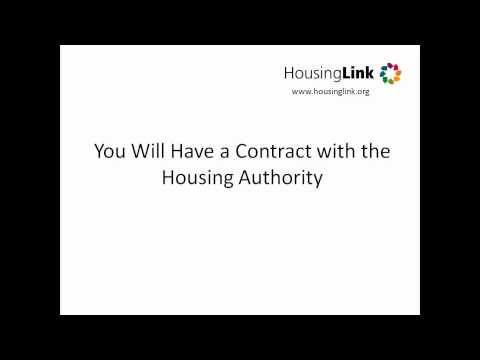 Landlords - How to Accept a Section 8 Voucher
