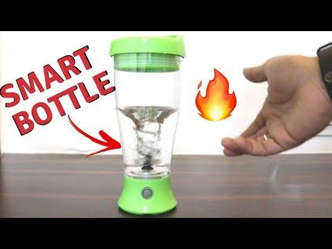 Self Stirring Bottle | Smart Bottle | Tech Unboxing 🔥