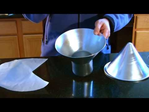 Martini Cake Pan How to Video