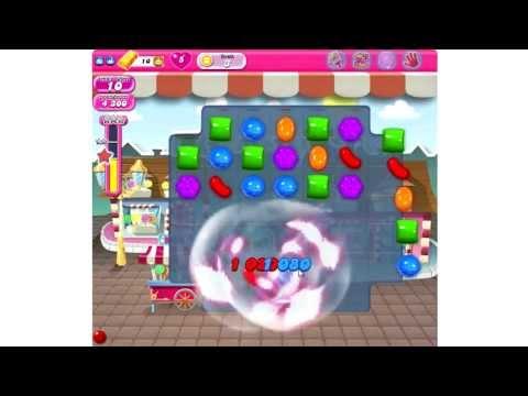 Candy Crush Saga - All Combinations / Combos