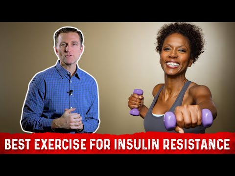 What Type of Exercise Helps Insulin Resistance (or Pre-Diabetes)