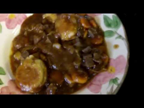 How To Cook Beef Stew and Dumplings