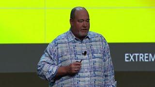 FireEye Cyber Defense Summit Keynote Series: John Watters, FireEye EVP of Global Services & Intel