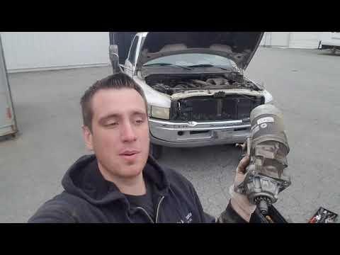 Starter 96 Dodge Ram 3500