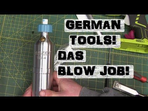 BOLTR: Hazet blow bottle | German Gadgets