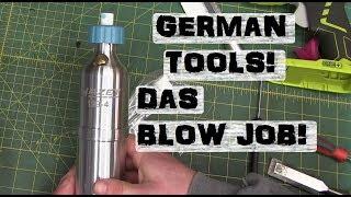 BOLTR: Hazet blow bottle   German Gadgets