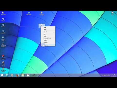 How to make a shortcut google icon on Desktop