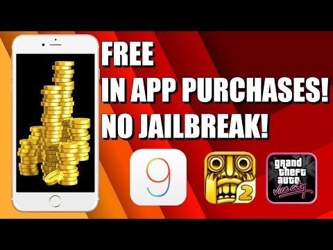 How To Get In-App Purchases For Free on iOS 9 - 9.3.1 Without Jailbreak II 2K SUBS SPECIAL?