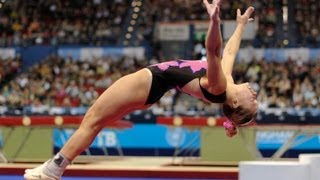 Trampoline Worlds 2011 Birmingham - Tumbling & Double Mini, Women & Men - We are Gymnastics!