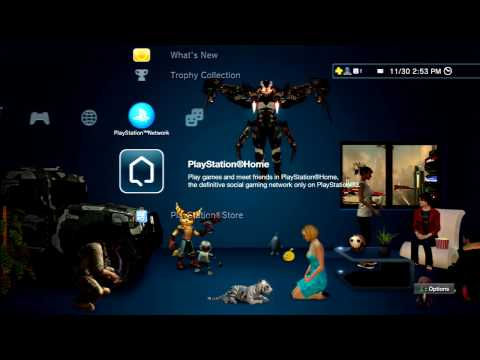 What Happens when you Play PlayStation Home? 2018