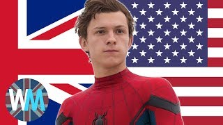 Top 10 Iconic Americans Played By Brits