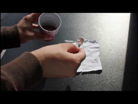 How to remove chocolate milk stains from clothes