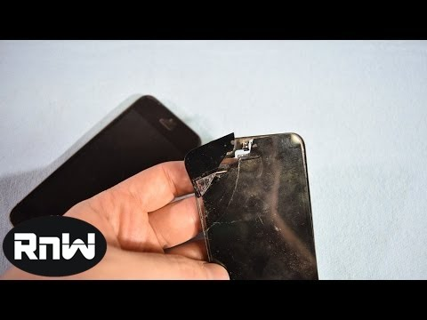 iPhone 5s Screen LCD Replacement Procedure - Quick and Easy