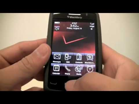Blackberry Storm 2 9550 (Odin) SoftWare Review