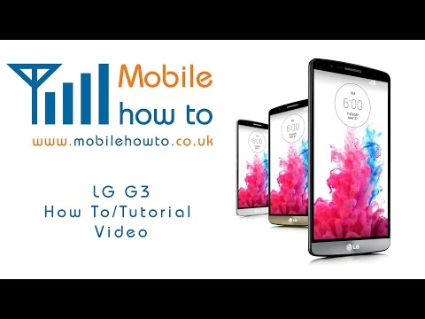 How To Send Email (Gmail) - LG G3