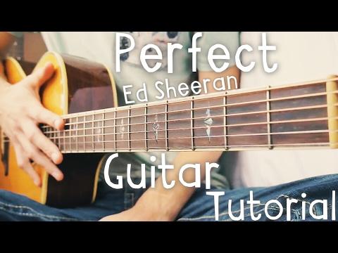 Perfect Ed Sheeran Guitar Tutorial // Perfect by Ed Sheeran Guitar Lesson!