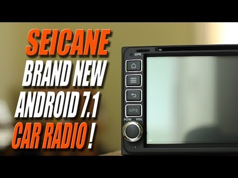 Upgrading to a Seicane Android 7.1 Car Radio