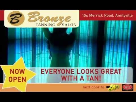 Bronze Tanning Salon Amittyvile, NY