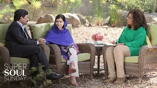 Go Soul to Soul with Malala Yousafzai and Her Father, Ziauddin | SuperSoul Sunday | OWN