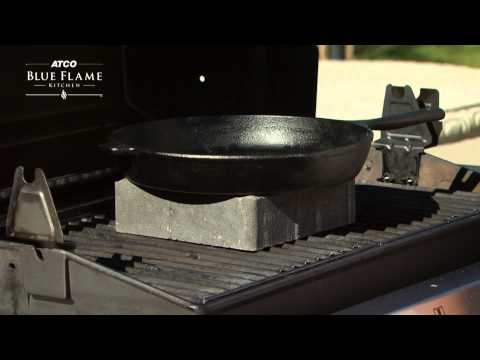 How to Cook with a Brick on the Barbecue