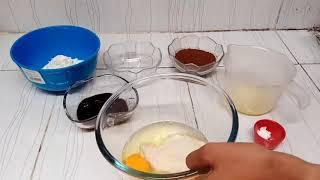 Brownies Kukus serba 6 sendok tanpa mixer