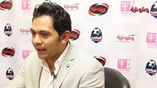"""وشوشة  الإعلامى""""حسام حسين"""" يحكى عن أولى تجاربه الإخبارية Washwasha"""