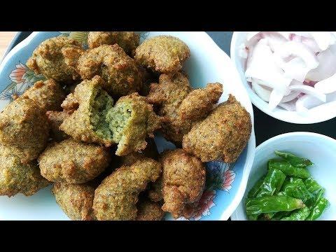 Easy Daal Vada Recipe | Gujarati Dal Vada Recipe | Moong Dal Mangode | दाल वड़ा / मंगोड़े
