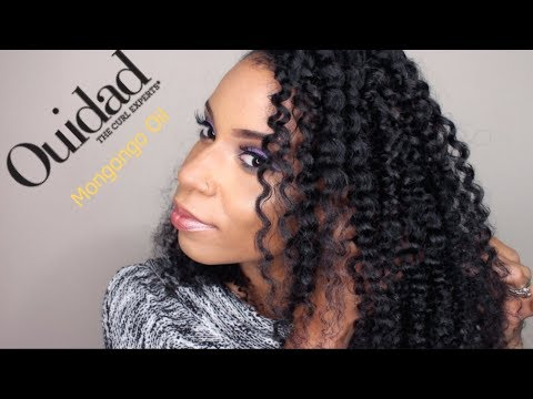 Ouidad Mongongo Oil Twist Out