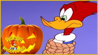 Woody Woodpecker 🎃Spooky episodes 🎃Halloween Specials! | Kids Cartoon | Videos for Kids