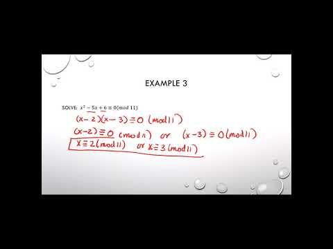 Solving Quadratic Congruences with Prime Modulus