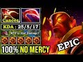 BRINGING BACK PHYSICAL EMBER Next LVL Dodge 100 No Mercy Destroyed Everyone With Desolator DotA 2