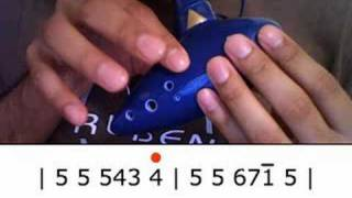 How to Play Zelda Songs on Your Ocarina