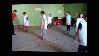 სპორტის გაკვეთილი გორის N1 საჯარო სკოლა