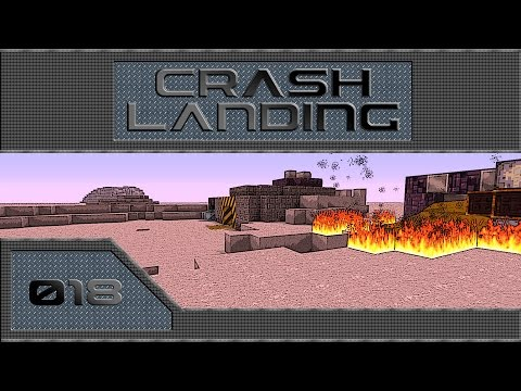 Minecraft Crash Landing [HD+GER] - #018 - Tinkers Construct Schmelze und Tinkers Steelwork High Oven