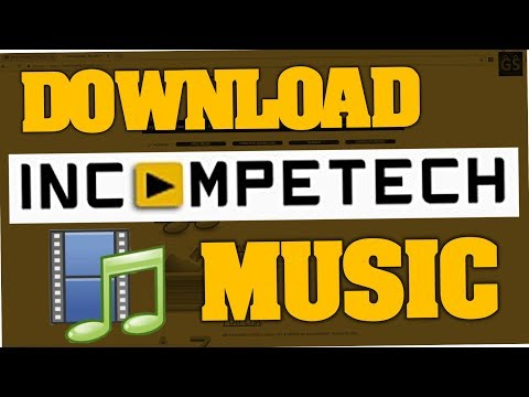 How to download Incompetech or Kevin MacLeod Music