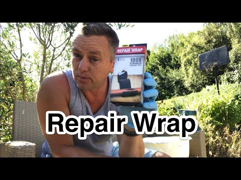 """""""Repair Wrap"""" Super Strong Magic Tape with many uses"""