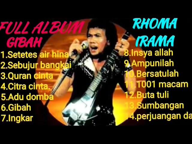 Download Rhoma Irama SETETES AIR HINA Full Album MP3 Gratis