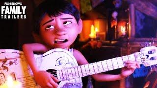 COCO | Teaser Trailer for the Disney Pixar animated family movie