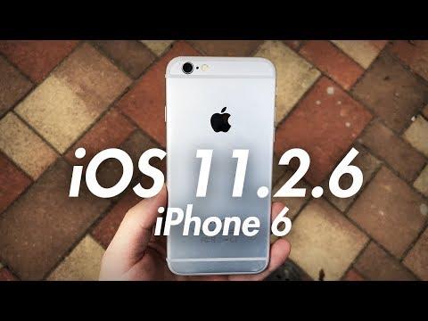 iPhone 6 - iOS 11.2.6