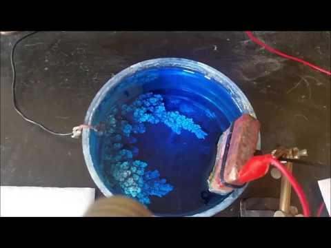How to Make Large Copper Metal Crystals