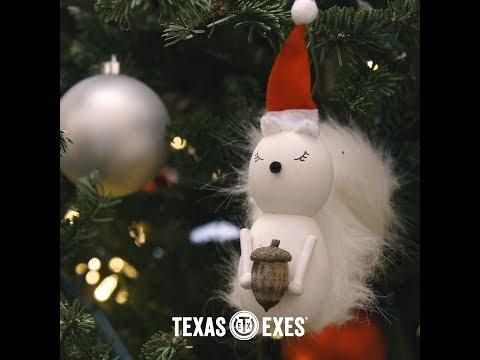 DIY Albino Squirrel Ornament