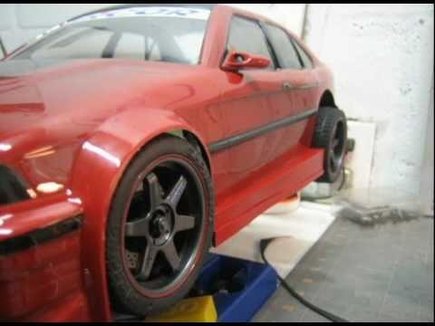 RC E36 BMW Project build Part 4 - Wide Body kit