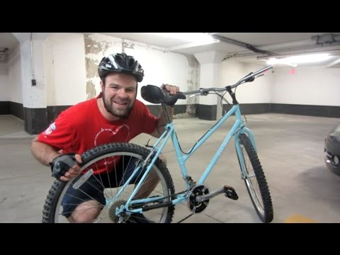 How to Assemble a Bike - Part 4 (Cranks, Chain, Saddle, Grips and Bell)