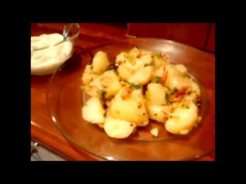 Potato recipe for Fast-Vrat-Upvas (Falahar recipe)