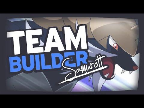 Pokemon Team Building | Black & White | Oshawott, Dewott & Samurott