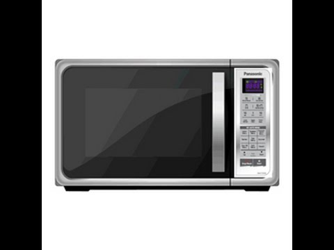 PANASONIC 20 LTR CONVECTION MICROWAVE REVIEW AND DEMO