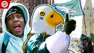 Philadelphia Eagles Super Bowl Parade